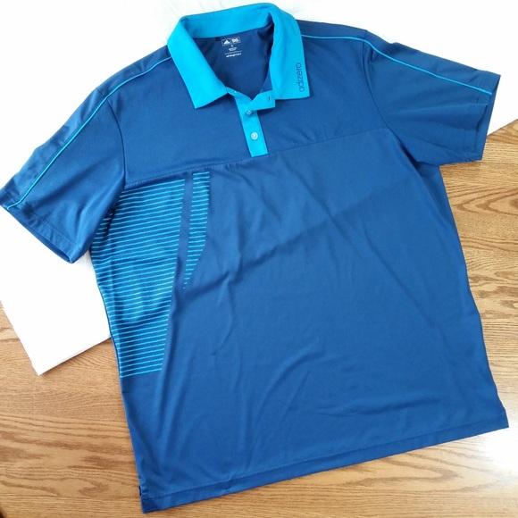 Camisas para hombres adizero de adidas Golf Polo 326 poshmark